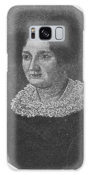Schubert Galaxy Case - Anna Schubert  Second Wife Of Franz by Mary Evans Picture Library
