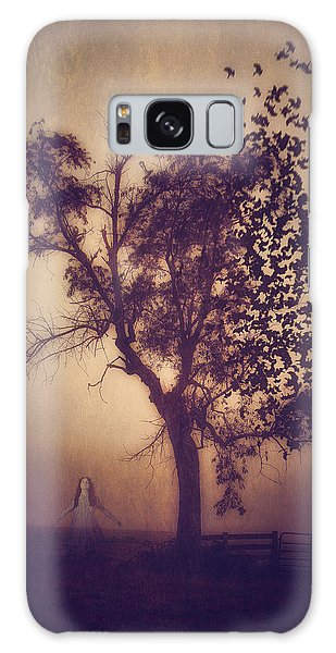 Annabel Lee Galaxy Case