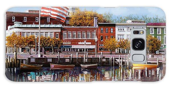 Patriotic Galaxy Case - Annapolis by Guido Borelli