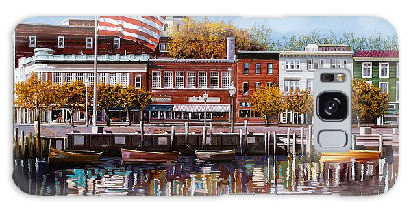 Borelli Galaxy Case - Annapolis by Guido Borelli