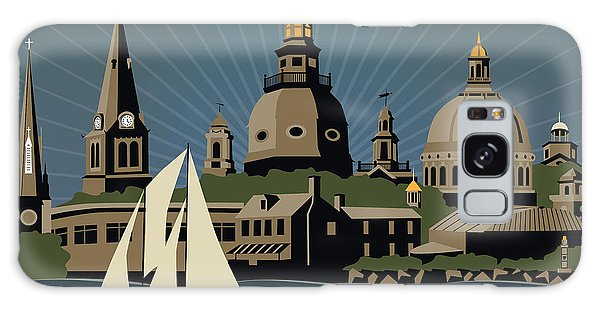 Annapolis Steeples And Cupolas Serenity Galaxy Case