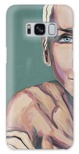 Annie Lennox Talk To Me Galaxy Case