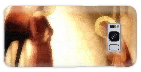 Annunciation Galaxy Case - Annunciation by Gun Legler