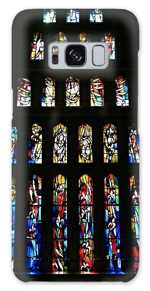 Annunciation Galaxy Case - Annunciation by Stephen Stookey