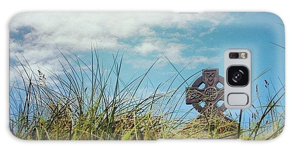 Religious Galaxy Case - Celtic Cross by Brian Governale