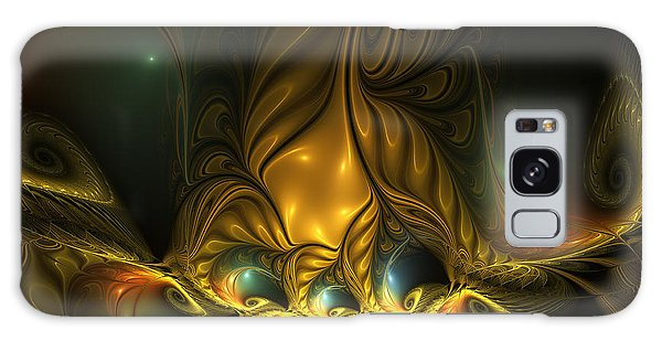 Another Mystical Place Galaxy Case by Gabiw Art