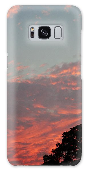 Another Rayburn Sunset Galaxy Case by Max Mullins