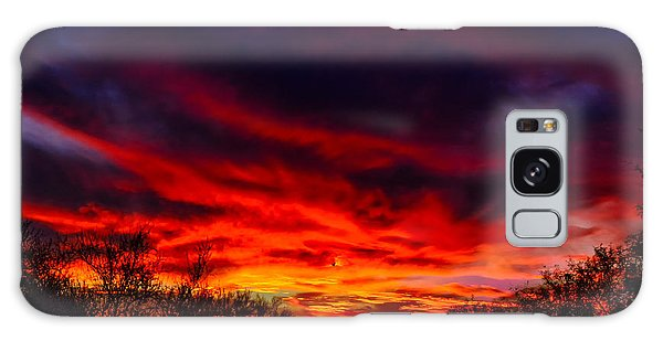 Another Tucson Sunset Galaxy Case