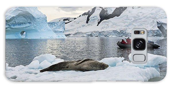 Antarctic Serenity... Galaxy Case