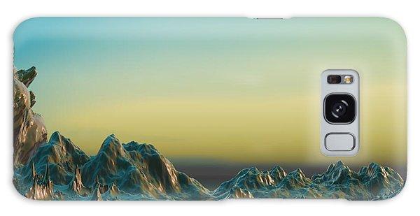 Ante Somnum - Surrealism Galaxy Case by Sipo Liimatainen