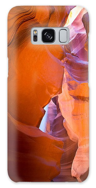 Antelope Canyon No. 10 Galaxy Case