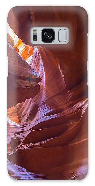 Antelope Canyon No. 13 Galaxy Case