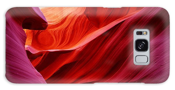 Antelope Lower Canyon Galaxy Case