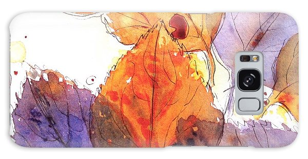 Anticipating Autumn Galaxy Case