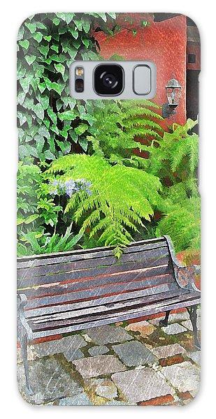 Antigua Bench Galaxy Case