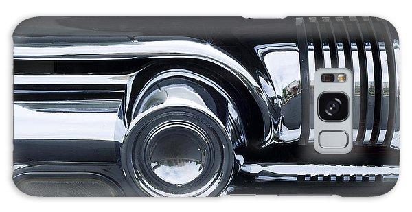 Antique Car Grill Galaxy Case