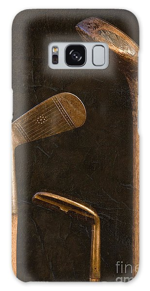 Antique Golf Clubs Galaxy Case