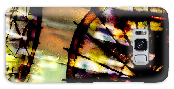 Color Wheel Galaxy Case by Don Gradner