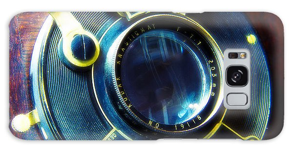 Antique Kadamatic Lens Galaxy Case