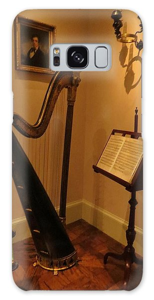 Antique Music Room Galaxy Case by Jeanette Oberholtzer