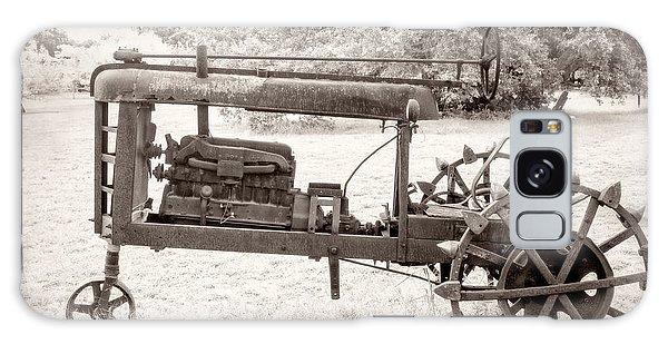 Antique Tractor Galaxy Case