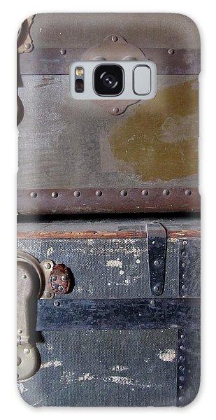 Antique Trunks 5 Galaxy Case