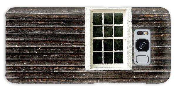 Window Galaxy Case - Antique Window by Olivier Le Queinec
