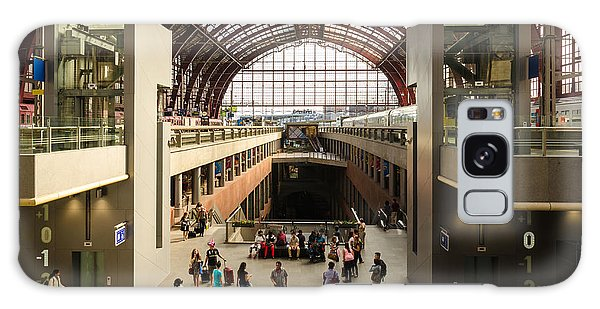 Antwerp-centraal Station Galaxy Case