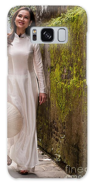 Ao Dai 03 Galaxy Case