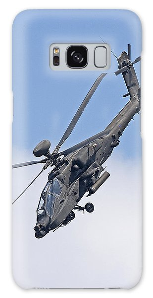 Apache Attack Helicopter Galaxy Case by Paul Scoullar