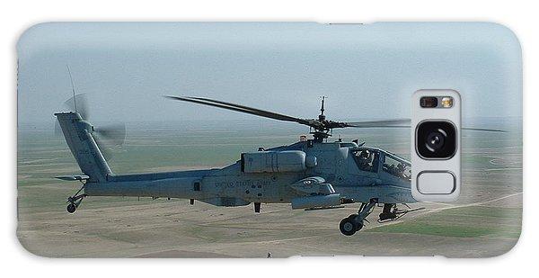 Apache Gray Galaxy Case