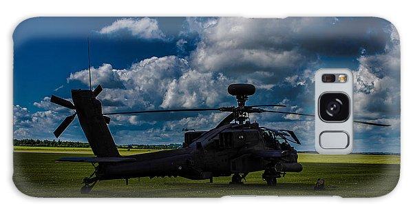 Apache Gun Ship Galaxy Case
