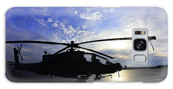 Apache Morning Galaxy Case