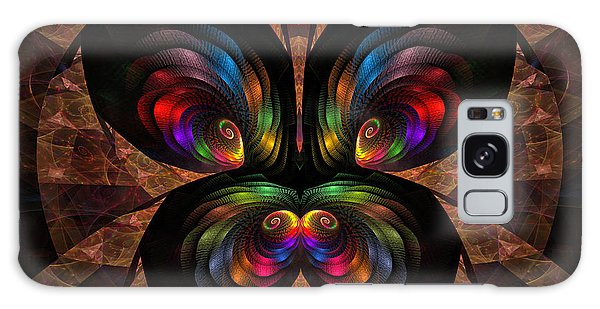 Apo Butterfly Galaxy Case