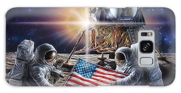 Apollo 11 Galaxy Case by Don Dixon