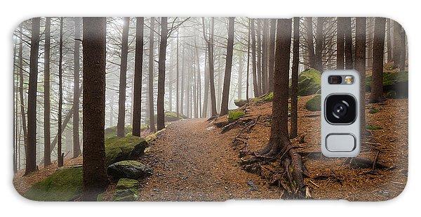 Appalachian Trail Landscape Photography In Western North Carolina Galaxy Case