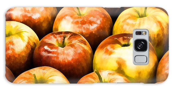 Apple A Day Galaxy Case by Linda Blair
