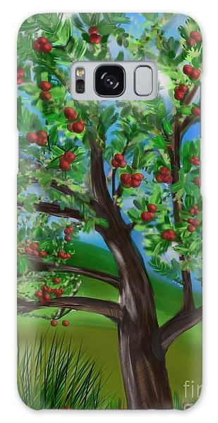Apple Acres Galaxy Case