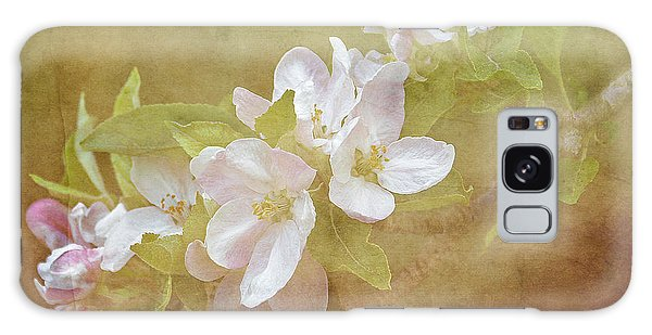 Apple Blossom Spring Galaxy Case