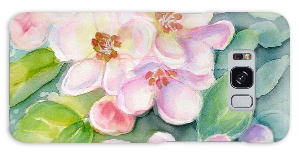 Apple Blossoms 1 Galaxy Case