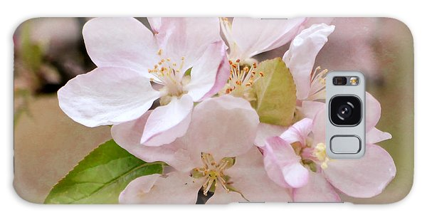 Apple Blossoms Galaxy Case