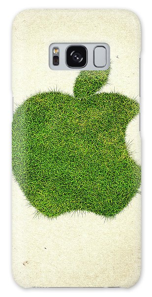 Wasted Galaxy Case - Apple Grass Logo by Aged Pixel