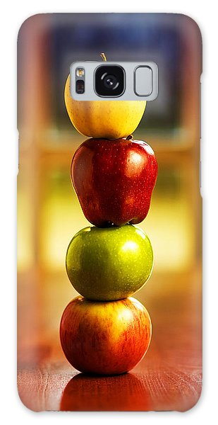 Apple Stack Galaxy Case