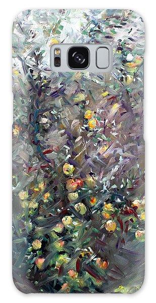 Apple Tree  Galaxy Case by Ylli Haruni