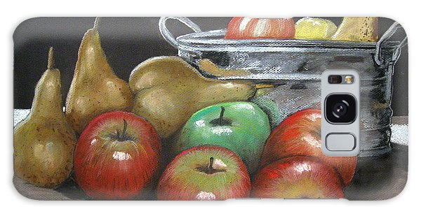 Apples And Pears Galaxy Case