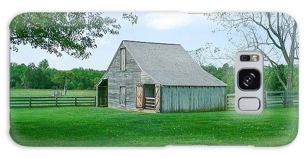 Appomattox Barn Galaxy Case
