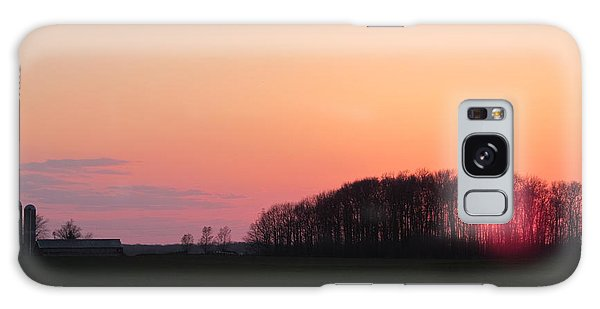 April 24 2013 Sunset Galaxy Case