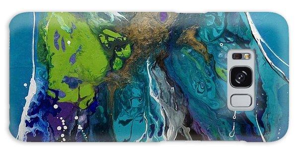 Aqua Mystique Galaxy Case