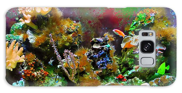 Aquarium Galaxy Case