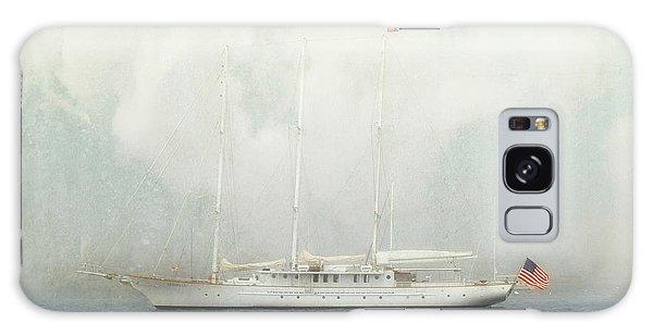 Arabella On Newport Harbor Galaxy Case